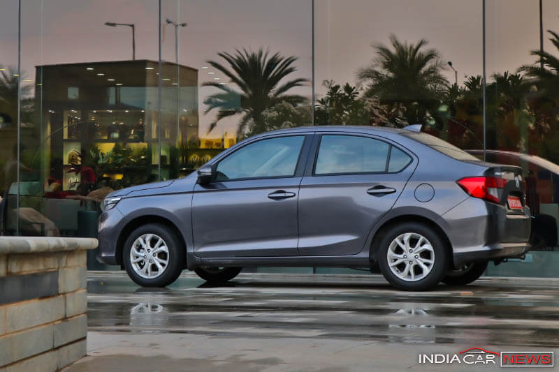 New Honda Amaze Review Features