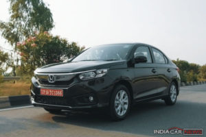 New Honda Amaze Review Performance