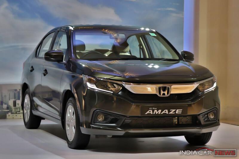 New Honda Amaze Review Specs