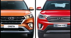 New Hyundai Creta 2018 Vs Old Creta