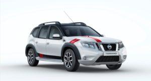 Nissan Terrano Sport Specs