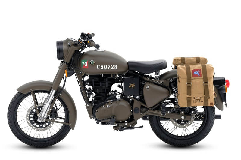 Royal Enfield Pegasus 500 Price