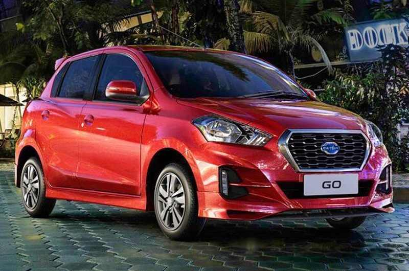 2018 Datsun GO and GO+ MPV India Launch In September - Report