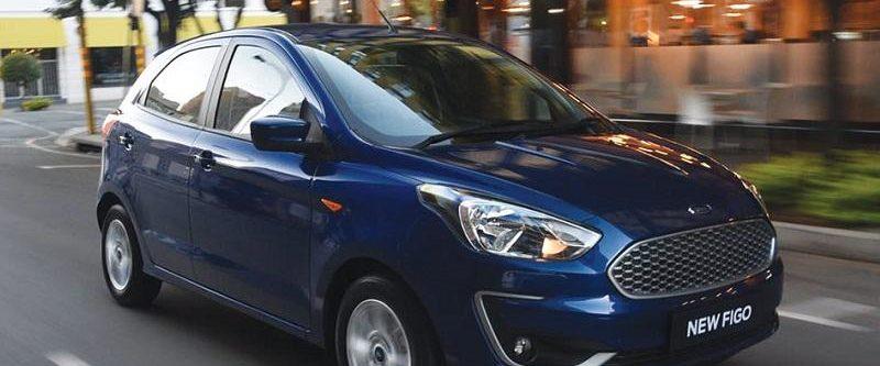 2018 Ford Figo Facelift Revealed