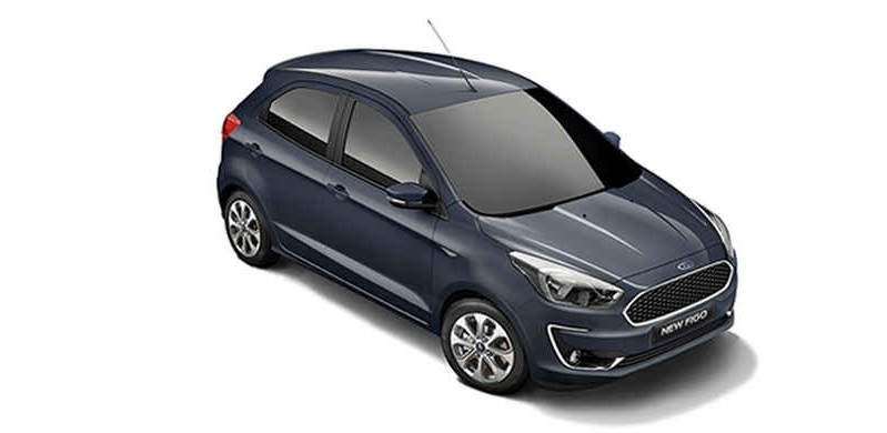2018 Ford Figo Facelift Revealed Design