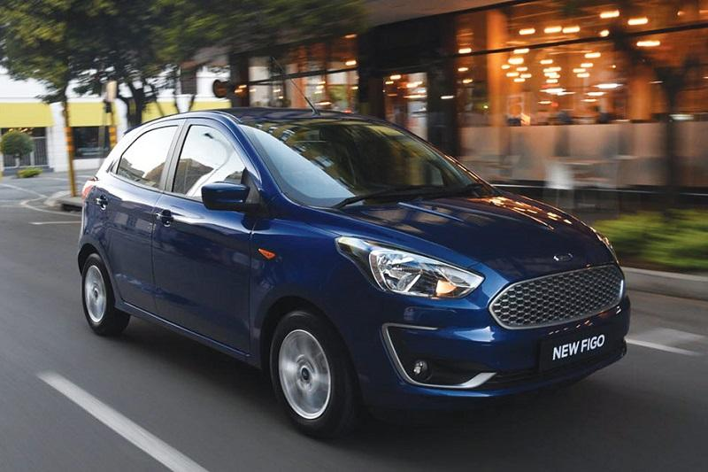 2018 Ford Figo Facelift Revealed