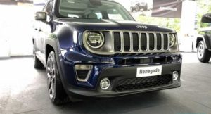 2019 Jeep Renegade Features