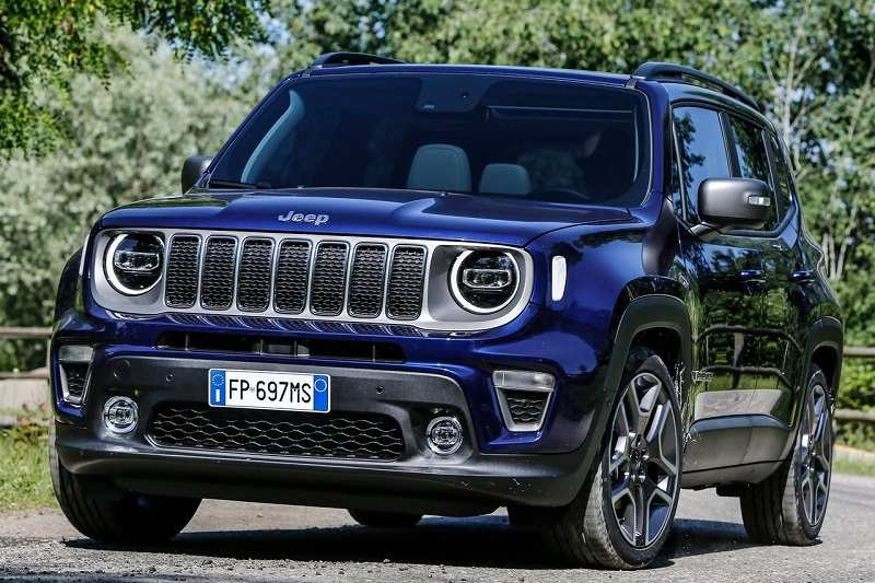 2019 Jeep Renegade Pictures