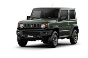 2019 Suzuki Jimny Official Pictures