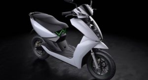 Ather 340 Electric Scooter Price In India