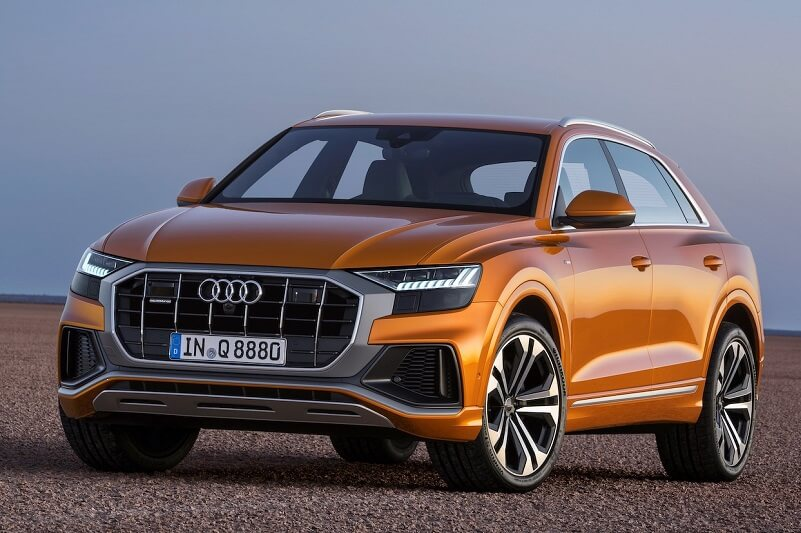 All New Audi Q8 Suv Revealed India Launch In 2019