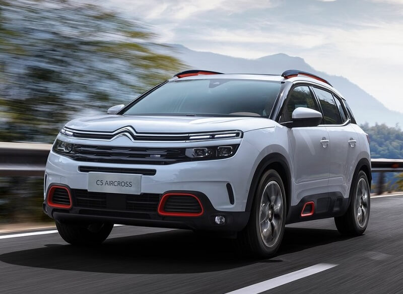 Citroen C5-Aircross India