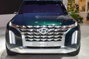 Hyundai HDC2 Grandmaster Concept