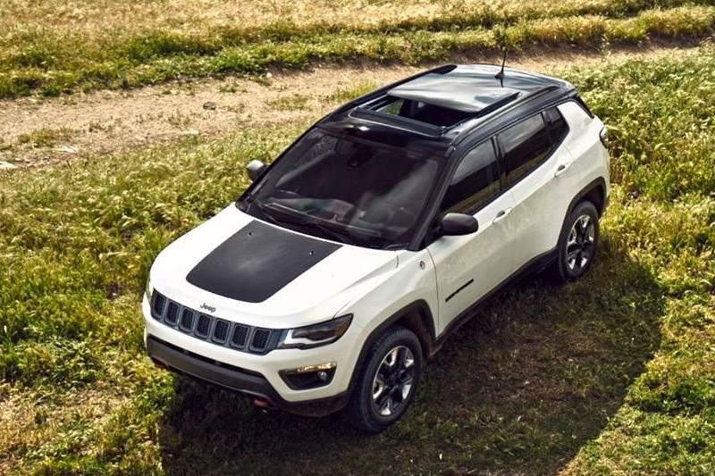 Jeep Compass Trailhawk Launch Date