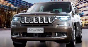 Jeep SUVs India