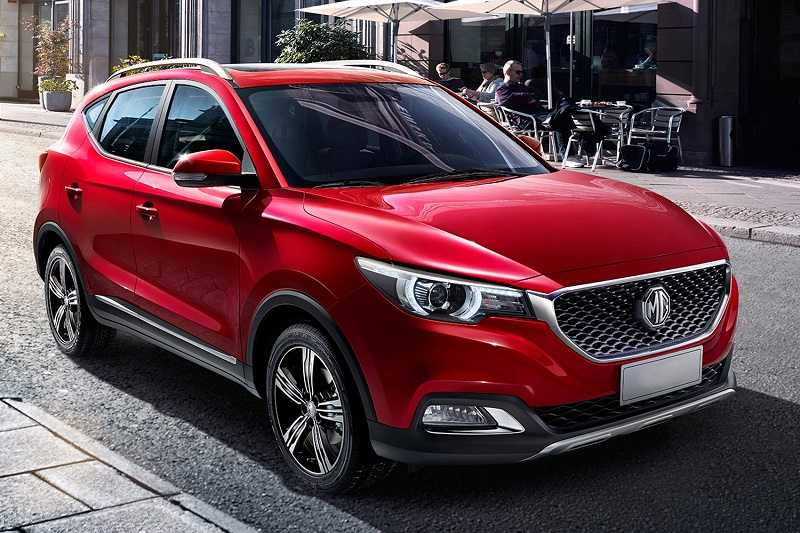 MG To Launch 5 New Cars In India In Next 2 Years
