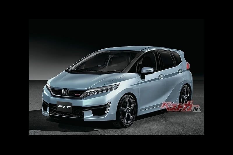New Honda Accord Sedan >> Next-Gen Honda Jazz To Look Like This - Rendering