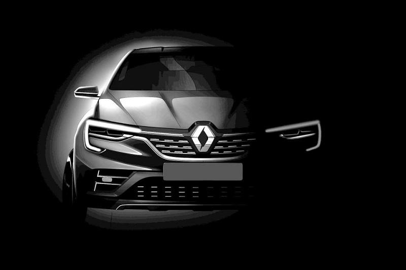 Renault Coupe-SUV