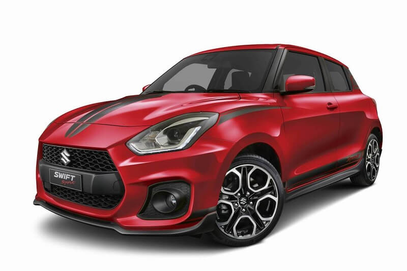 Suzuki Swift Sport Red Devil Edition