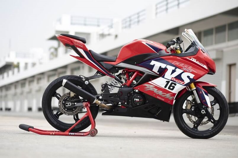 TVS Apache RR 310 Race Spec Edition