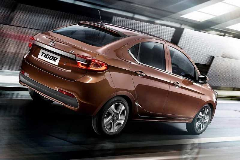 New Tata Tigor 2018