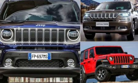 Upcoming New Jeep SUVs