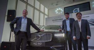 Volvo Dealership