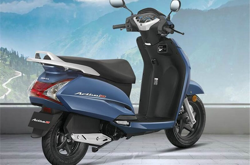 2018 Honda Activa 125 Features