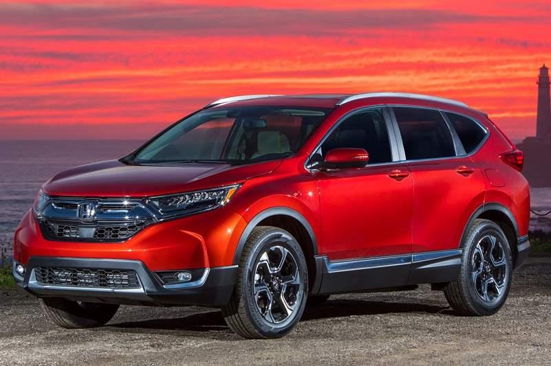 2018 Honda CR-V Diesel
