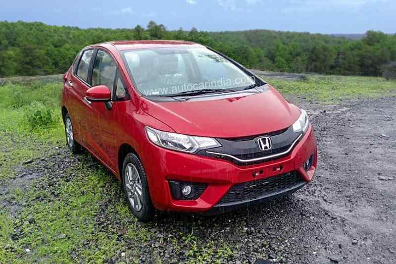 2018 Honda Jazz Facelift