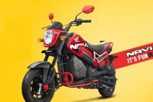 2018 Honda Navi Details