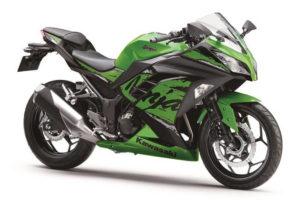 2018 Kawasaki Ninja 300 Price