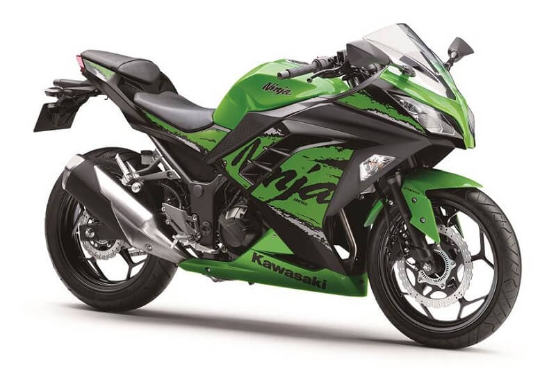 Kawasaki Ninja 300 ABS launched in India at Rs 2.98 lakhs