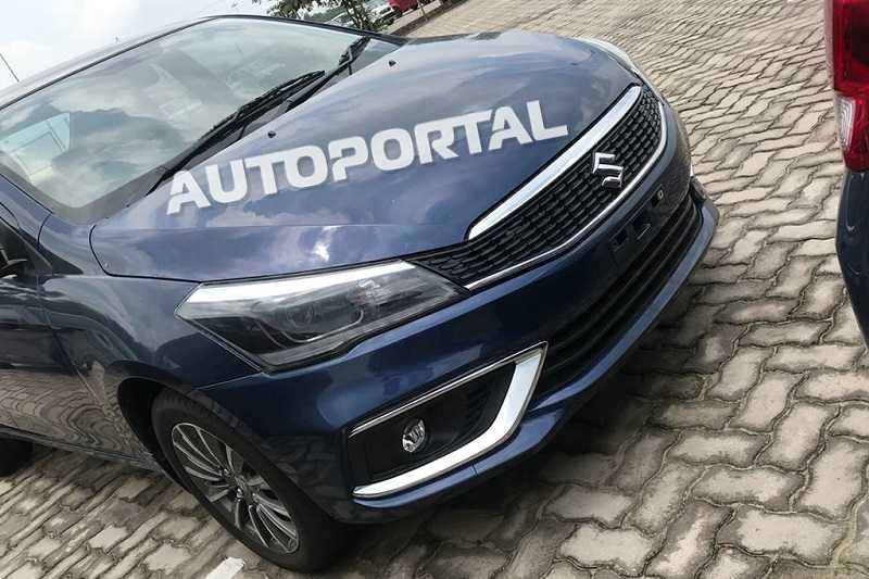 2018 Maruti Ciaz Clear Image Front