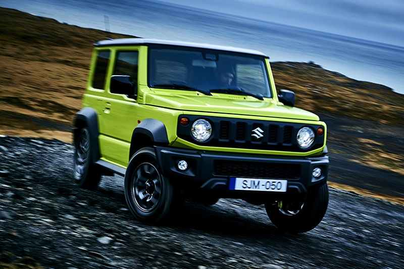 2019 Suzuki Jimny: News, Design, Release >> New Maruti Suzuki Jimny 2019 India Launch Price Specs