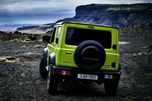 New Maruti Suzuki Jimny 2019 Specifications