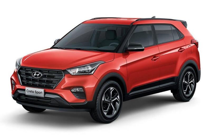 2019 Hyundai Creta Sport