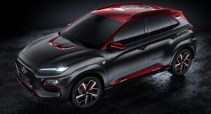 2019 Hyundai Kona Iron Man Top