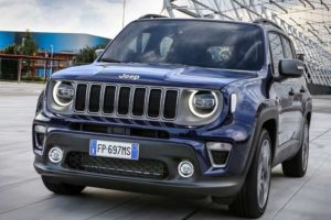 2019 Jeep Renegade Facelift Price