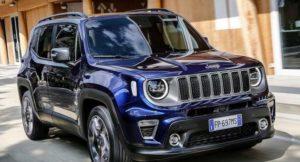 2019 Jeep Renegade Facelift mileage
