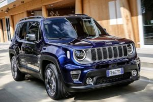 2019 Jeep Renegade Facelift mileage