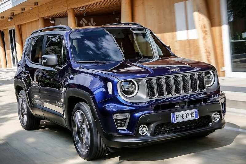 2019 Jeep Renegade Spied In India For The First Time