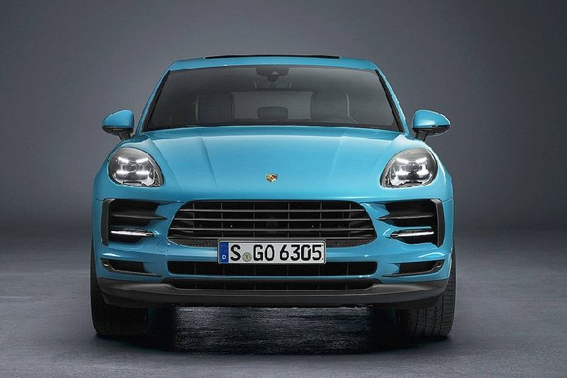 2019 Porsche Macan Facelift Unveiled India Launch Soon