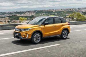 2019 Suzuki Vitara Unveiled price
