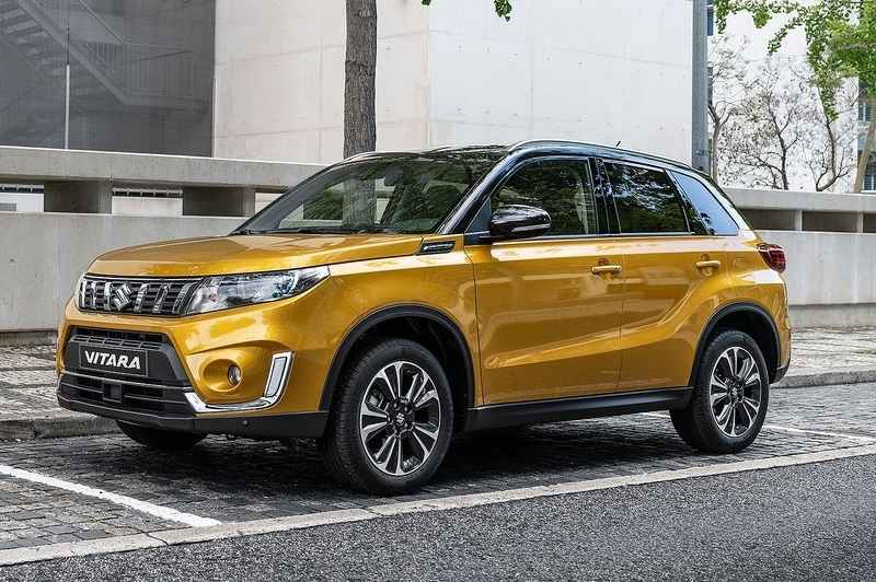 2019 Suzuki Vitara Unveiled