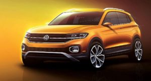 2019 VW T-Cross Rendering (1)