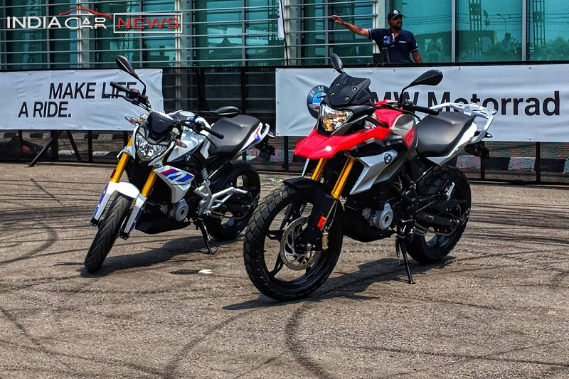 Big Year End Discounts On Bmw G 310 R And Bmw G 310 Gs