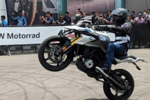 BMW G310GS India Launch Live