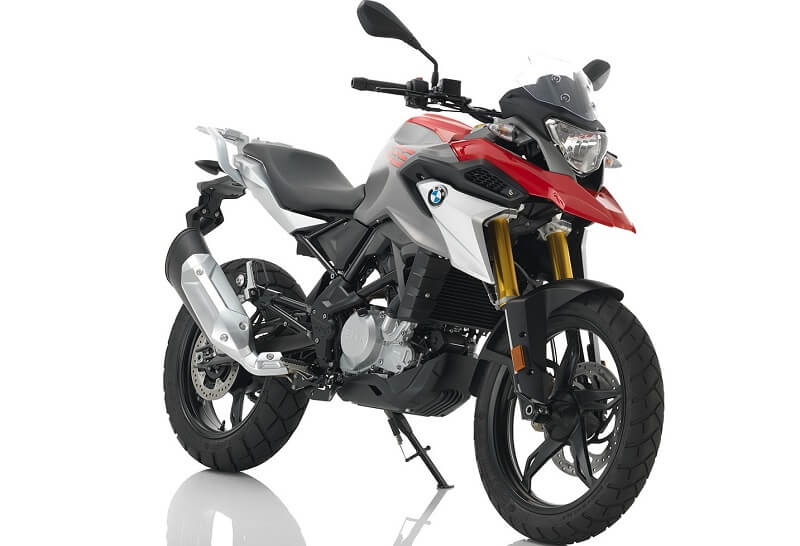 BMW G310GS India