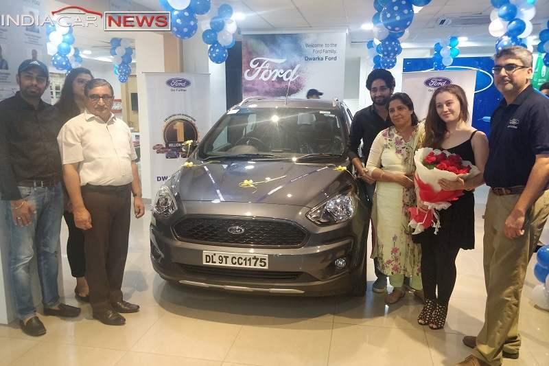 Ford India 1 Millionth Milestone